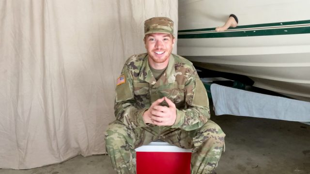 Active Duty: At Ease – Dacotah Red